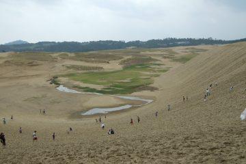 遊記|鳥取沙丘