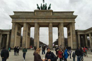 遊記|邁向冰島 – 07〈柏林|布蘭登堡門&菩提樹大道〉